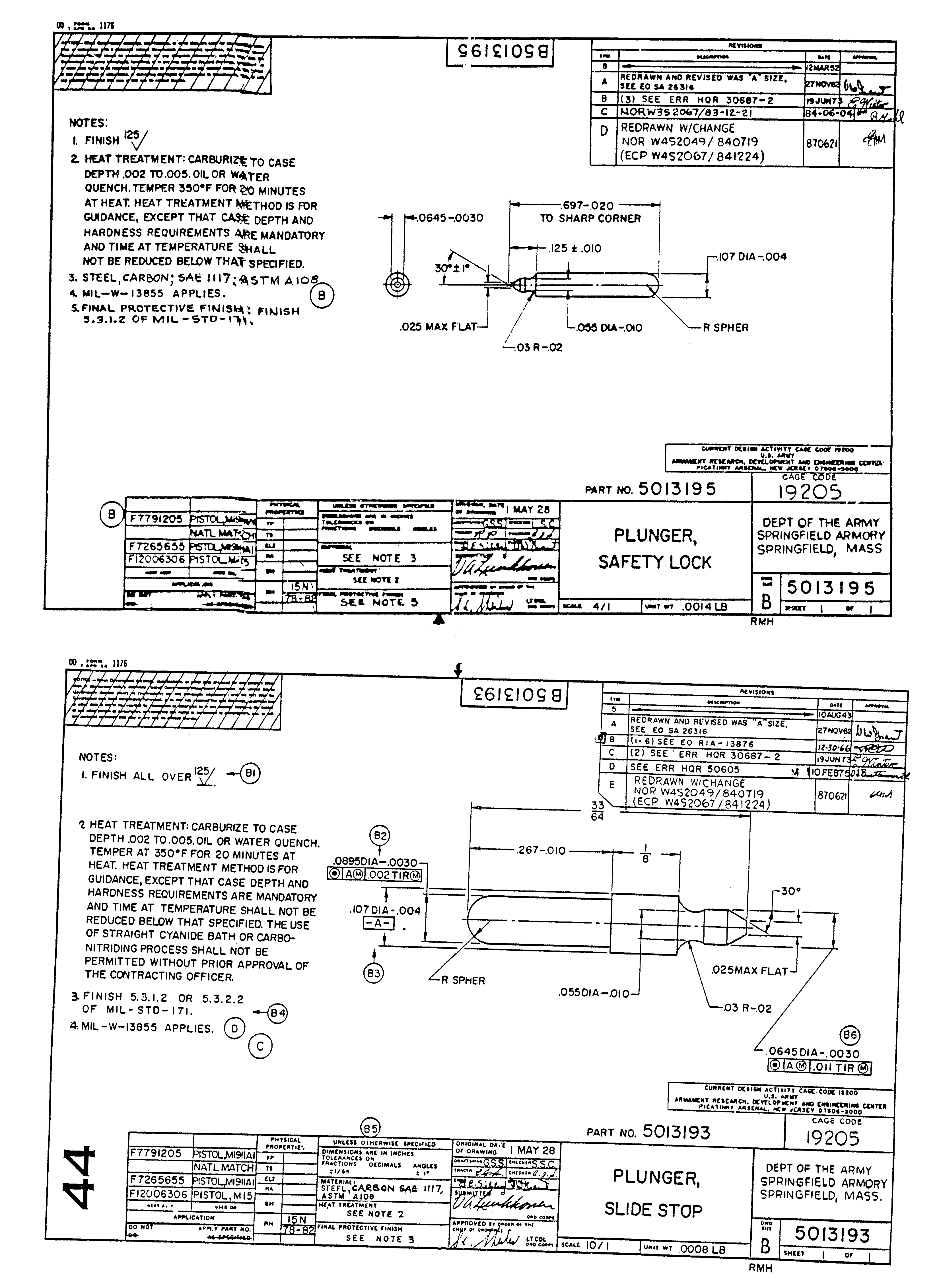 Show Posts Bob 1911 Safety Diagram Also With Exploded Parts And Slide Stop Plunger